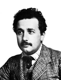 Albert Einstein saat berusia 25 tahun