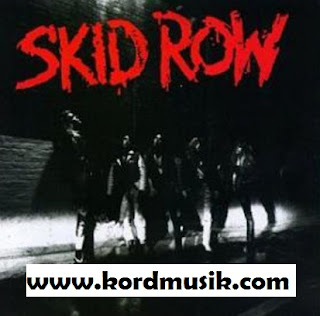 Chord Guitar Skid Row - I Remember You