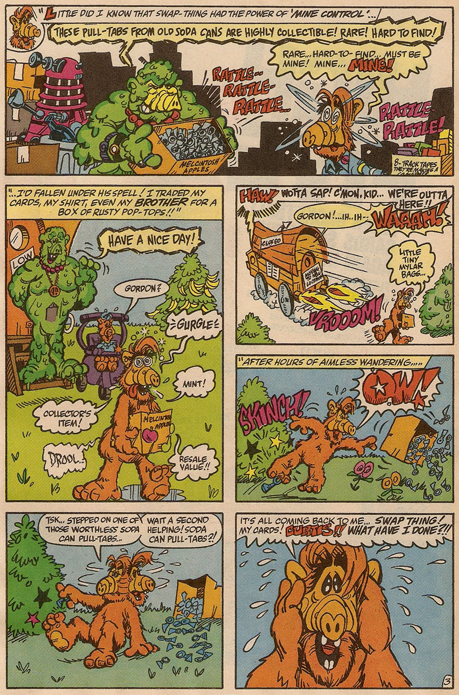 Read online ALF comic -  Issue #37 - 26