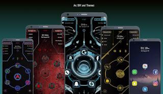 ARC Launcher 2018 v11.6 Pro APK