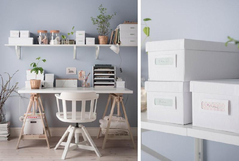soluzioni IKEA per l'home office