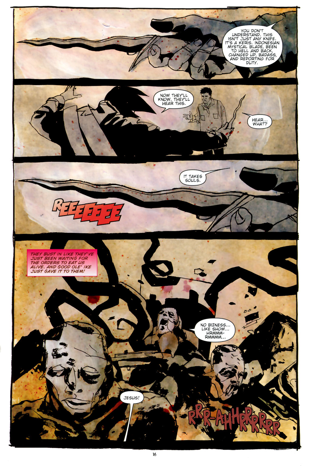 Read online Silent Hill: Dead/Alive comic -  Issue #3 - 18