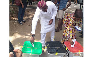 Nigeria Election : Sanwo-Olu flays delayed in voting exercise