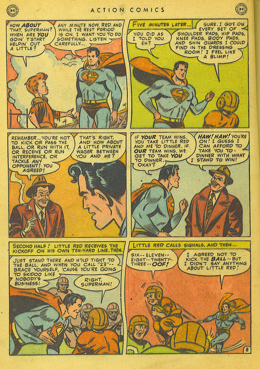 Action Comics (1938) 128 Page 8