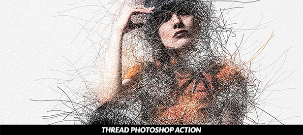 Figure Photoshop Action