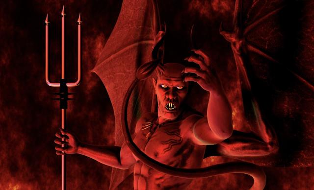 Christian Bale Thanks Satan After Winning Golden Globe For 'Vice'