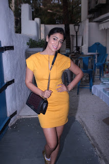 Actress Shriya Pictures in Short Dress at Maria Goretti Book Launch  0027.jpg
