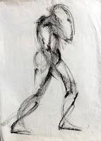 Aprendiendo a dibujar el cuerpo humano 1