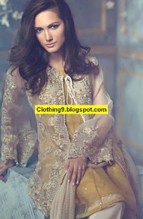 Rungrez Czarina Eid-ulAzha Formal Collection 2016-17