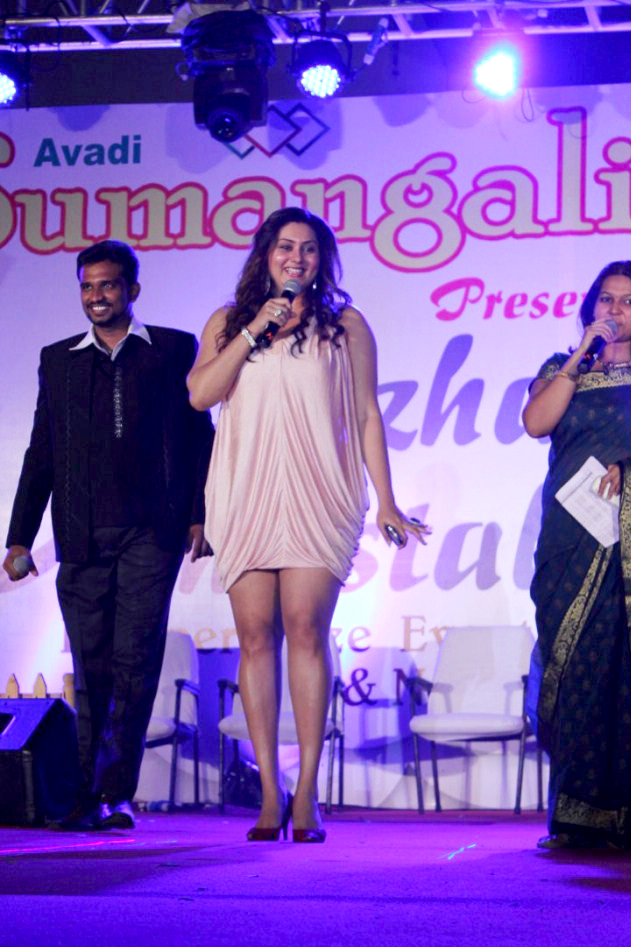 Namitha Kapoor Amazing Big Ass Curvy Body In Unique Short Dress