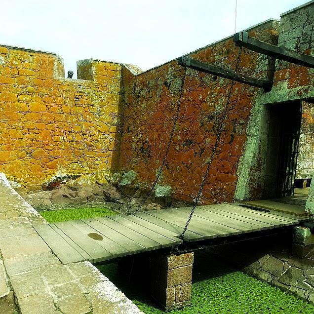 Fuerte de San Miguel, Chuy. É vinculado ao Exército do Uruguai