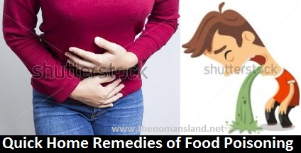food poisoning symptoms and remedies Read about the types of food poisoning from bacterium infection from campylobacter, salmonella, shigella, e coli o157:h7, listeria, and botulism symptoms, diagnosis, treatment and prevention information is included in the information.