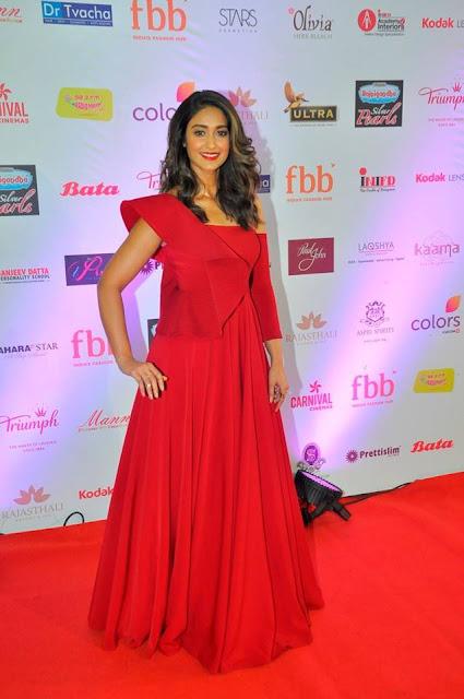 Ileana D'Cruz Pics - Ileana D'Cruz in Red Dress Images