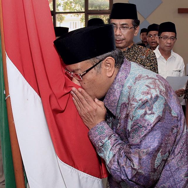 Jelang Pilkada DKI, Kiai Said: Ahok Dan Anis Orang