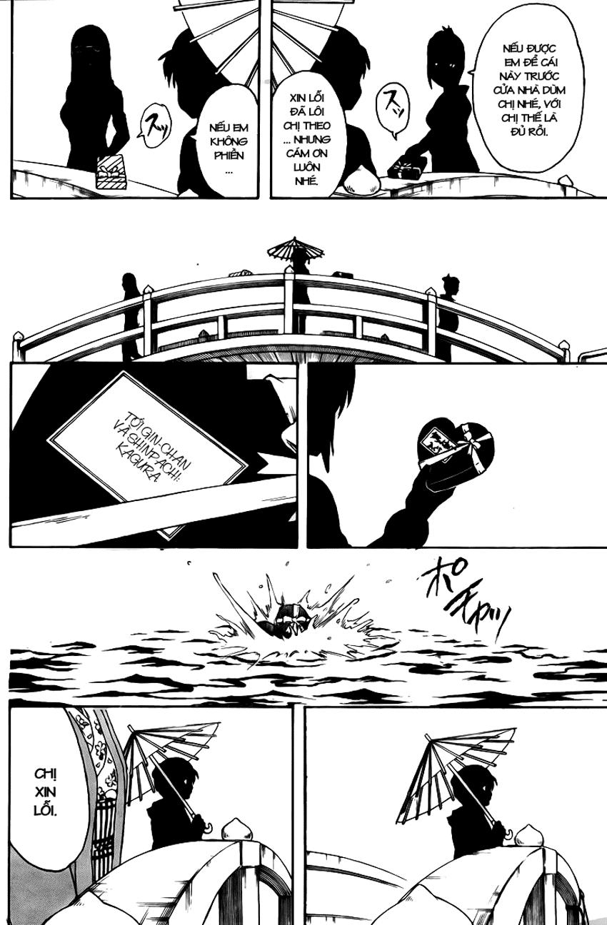 Gintama Chap 295 page 17 - Truyentranhaz.net