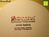 Logo: Maxwell & Williams AA1671 Kitchen Mörser mit Stößel, Gewürzmörser, 12 cm, in Geschenkbox, Porzellan