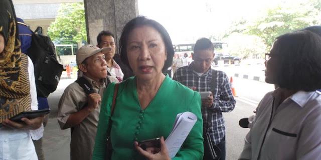 Ratna Sarumpaet: Ahok Ini Orang Sakit, Semuanya Dilawan..