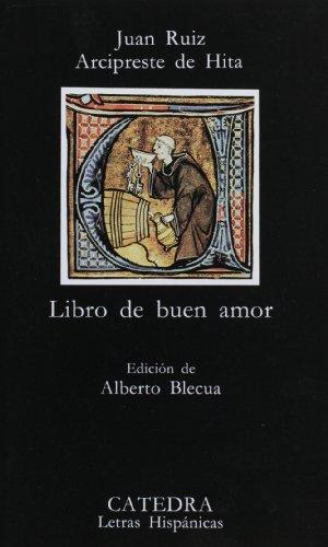 el libro del buen amor arcipreste de hita pdf