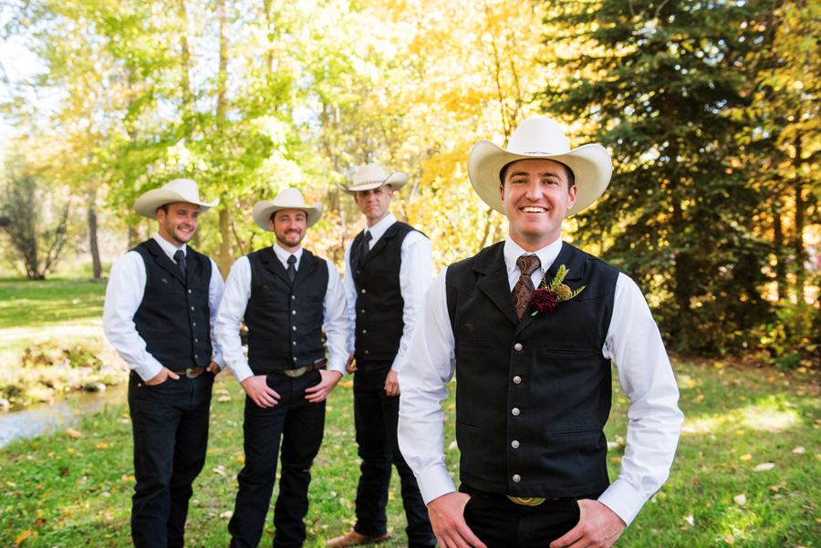 Groomsmen / Cali Frankovic Photography