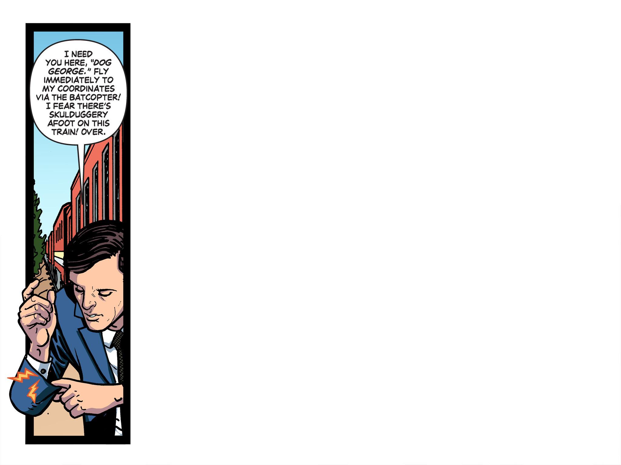 Read online Batman '66 Meets the Green Hornet [II] comic -  Issue #1 - 88