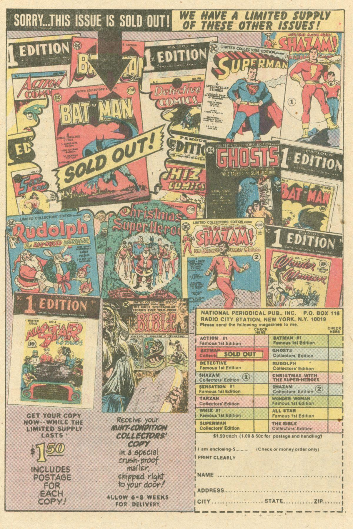 Read online World's Finest Comics comic -  Issue #231 - 18