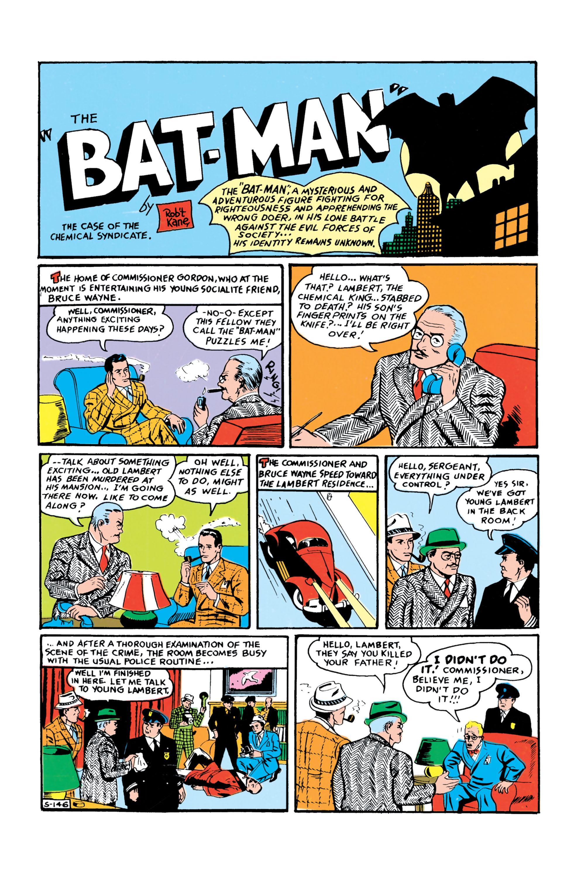 Detective Comics (1937) 627 Page 1