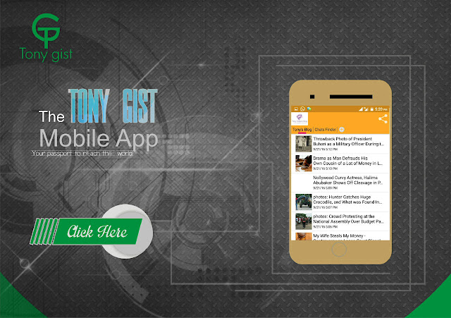 Trending Now: Download Tonygists Android Application NOW