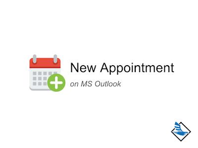 การเพิ่มนัดหมาย (New Appointment)