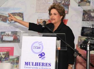 Dilma cancela participação em lançamento de livro na Faculdade de Comunicação da Ufba