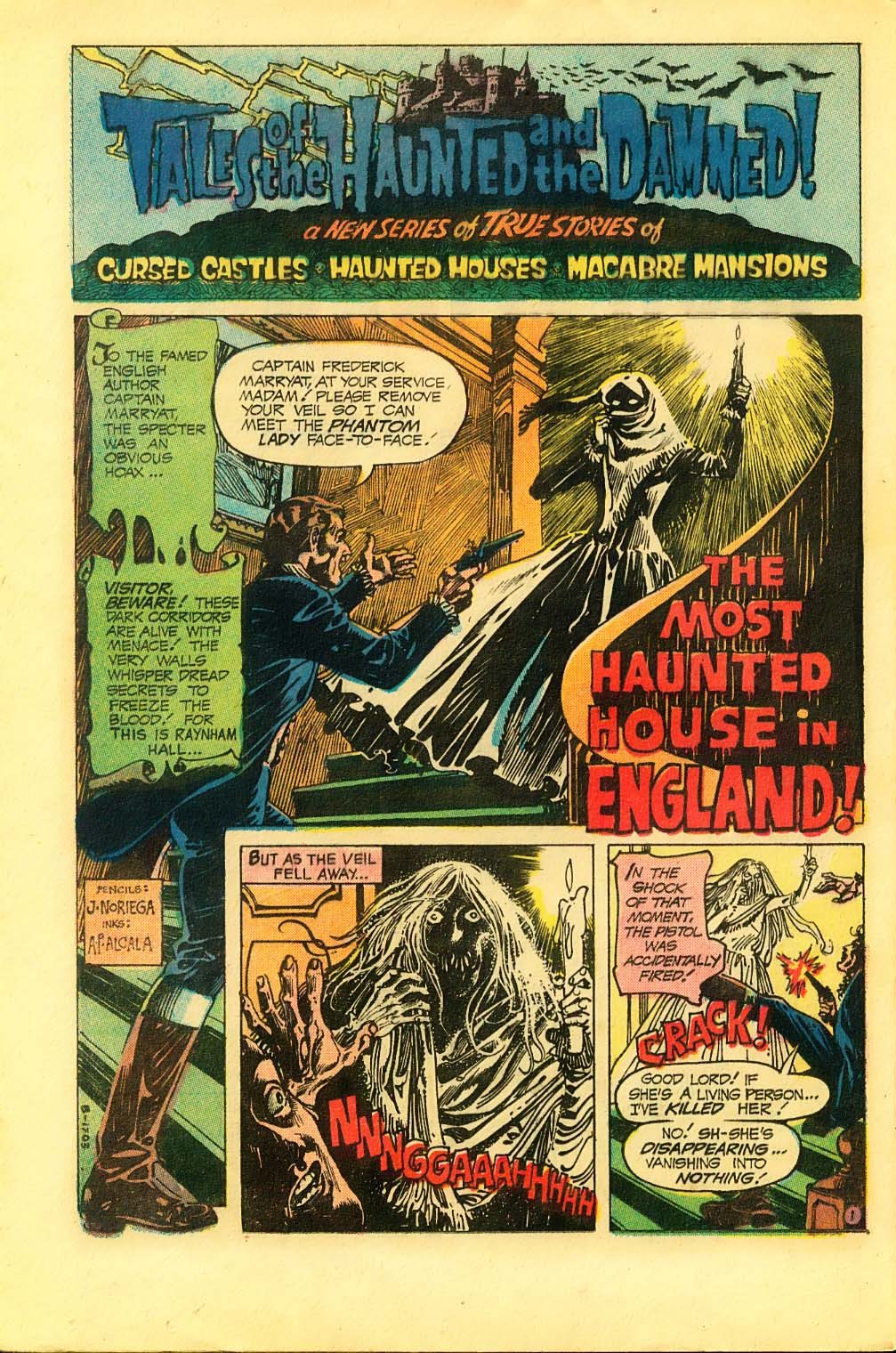 Read online Ghosts comic -  Issue #23 - 25