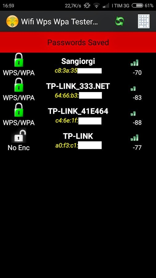 Download wps wpa tester latest version free for android | your.