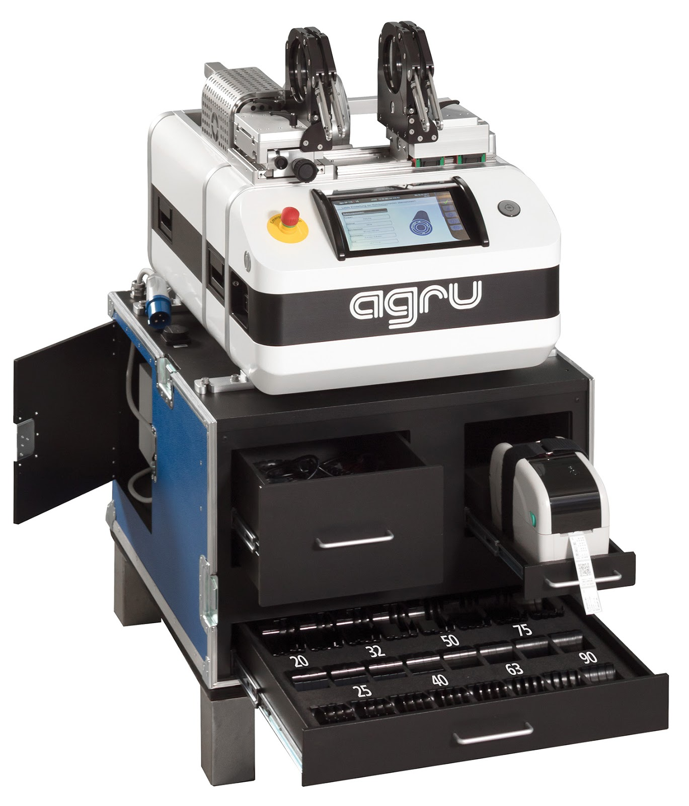 Agru Setting New Standards In Infra Red Ir Welding