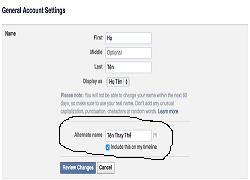 Mẹo không bị khóa nick facebook