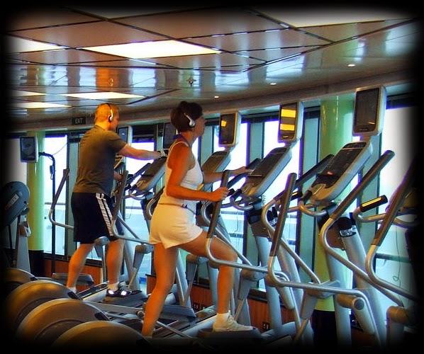 Fitness di Hotel Bintang 5 Bandung dan Khusus Wanita