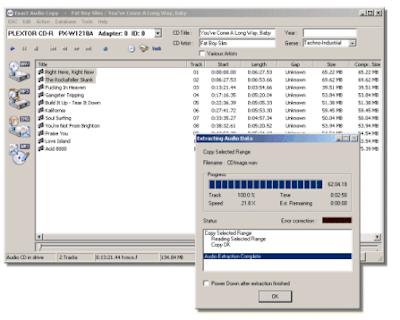 Exact Audio Copy 2016 Latest Version