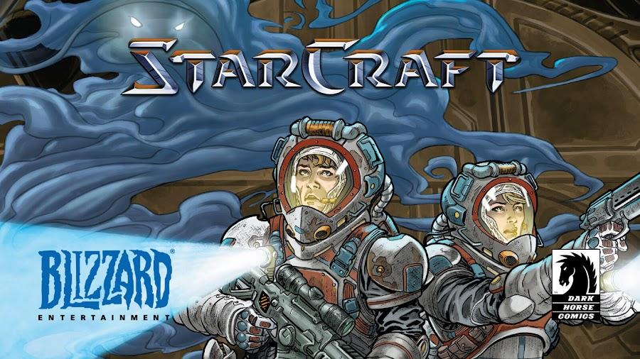 blizzard starcraft scavengers dark horse comics