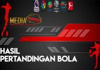 HASIL PERTANDINGAN BOLA TANGGAL 03 – 04 MARET 2019
