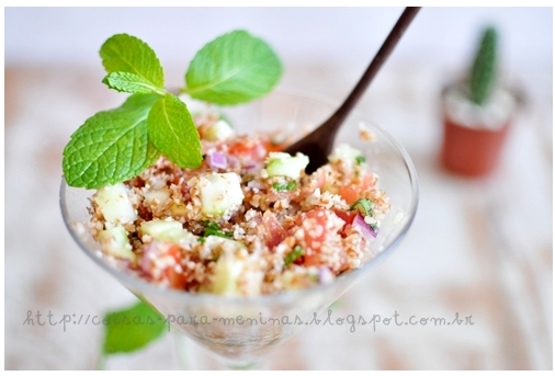 receita salada fácil