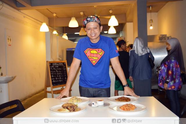 Restoran Humble Chef Bukit Damansara