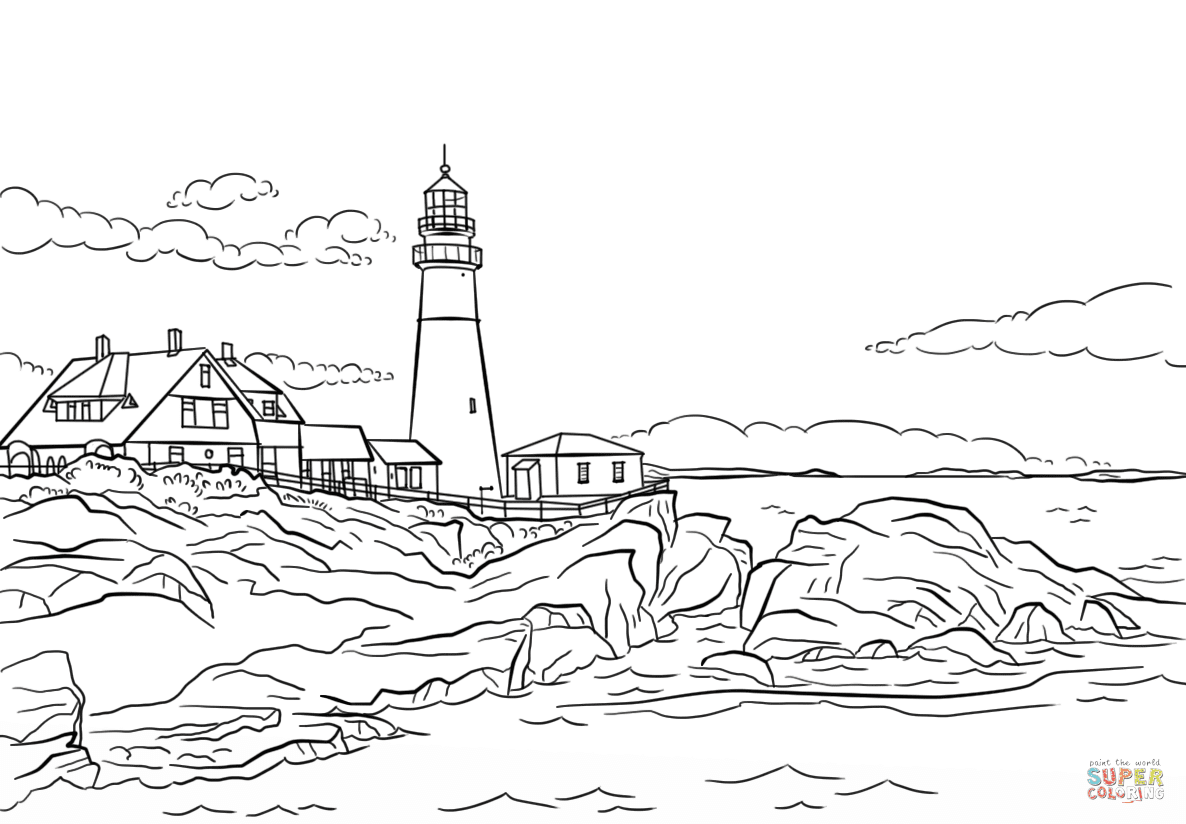 ...Sewing For Life...: lighthouse motif