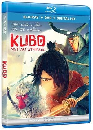 Kubo y La Busqueda Samurai (2016) HD 1080p Latino