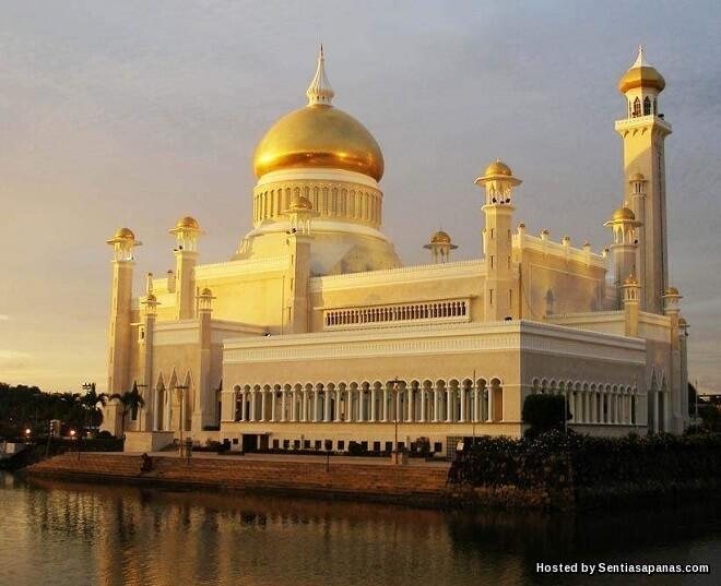Sultan Brunei Derma USD$1 Bilion Kepada Malaysia?