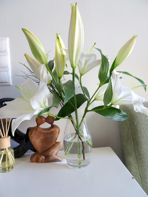 Valkoiset liljat | Huonetuoksu