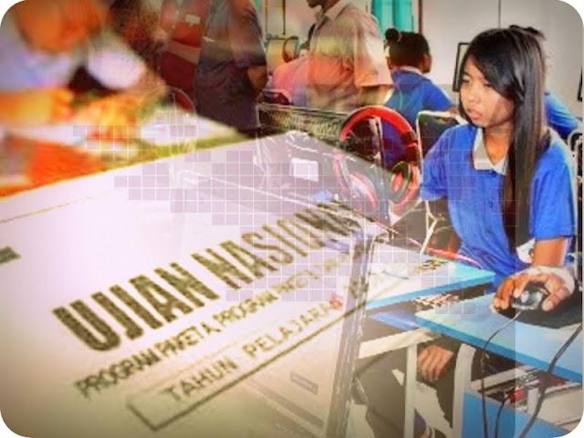 18.195 Pelajar dari 260 SMA se Papua Ikuti Ujian Nasional