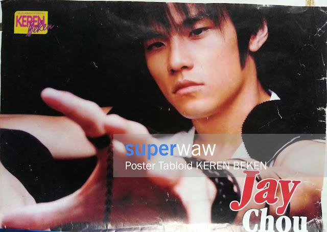 Poster Jay Chou