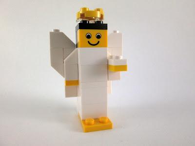 MOC LEGO Anjo