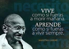 Frases Inspiradoras Info Frases De Mahatma Gandhi