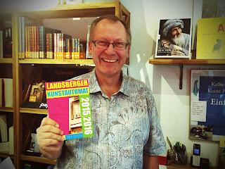 Jürgen Wiedemann von der Buchhandlung Timbooktu am Ammersee