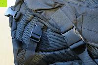 Verschlüsse: Lalawow Sling Bag taktisch Rucksack Daypack Fahrradrucksack Umhängetasche Schultertasche Crossbody Bag