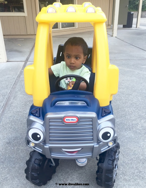 Little Tikes Cozy Truck Ride On
